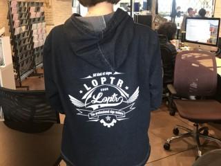Loptrのユニフォームが新しくなりました!