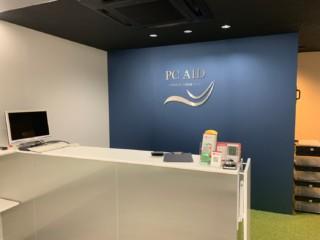 PC AID様サイン製作・施工