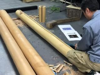 木製サイン製作