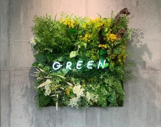 ネオンサイン (green様)
